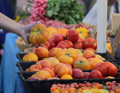 Starting May 23rd Seasonal Foothill Farmers' Markets to Open from Granite Bay to Lake Tahoe