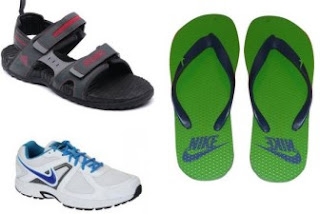 PayTM: Buy Nike, addidas and other Top Brand Footwears At Upto 50% OFF + Extra 40% Cashback