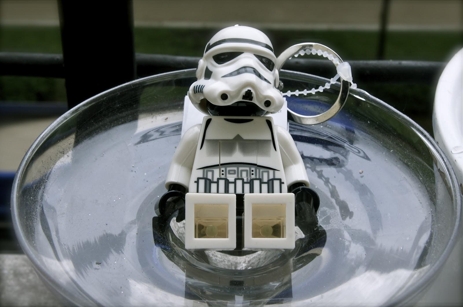 big brobot star wars stormtrooper mini taschenlampe. Black Bedroom Furniture Sets. Home Design Ideas