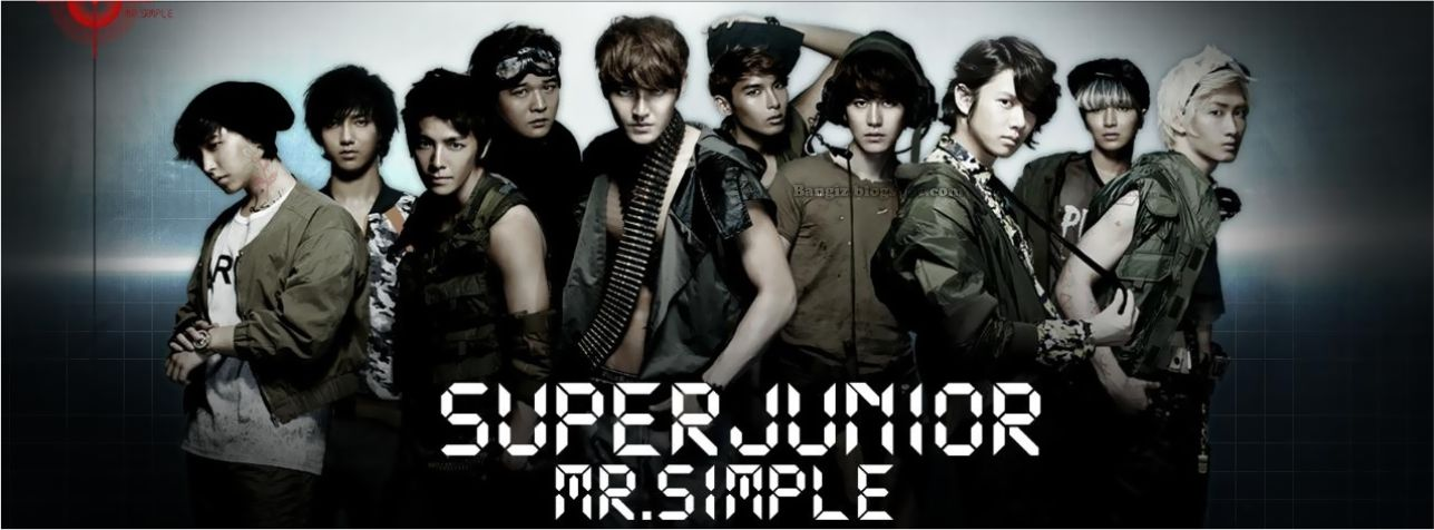 Foto Sampul Facebook Super Junior | wallpapers86