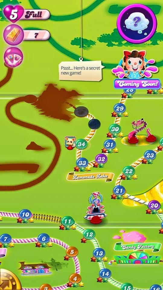 Trik Candy Crush Saga agar selalu bisa main