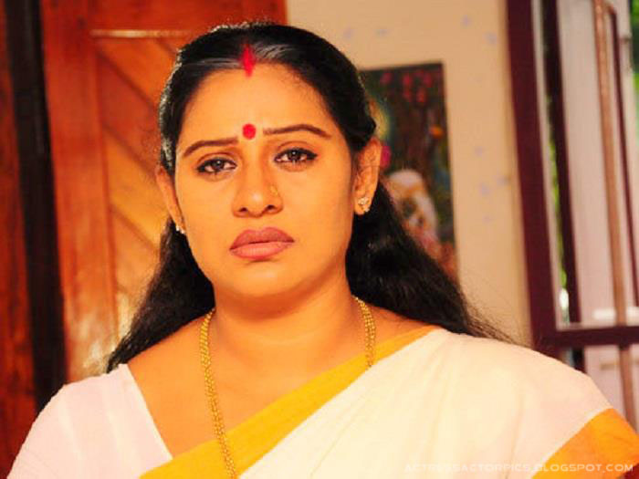 Malayalam Serial Actress Anu Joseph