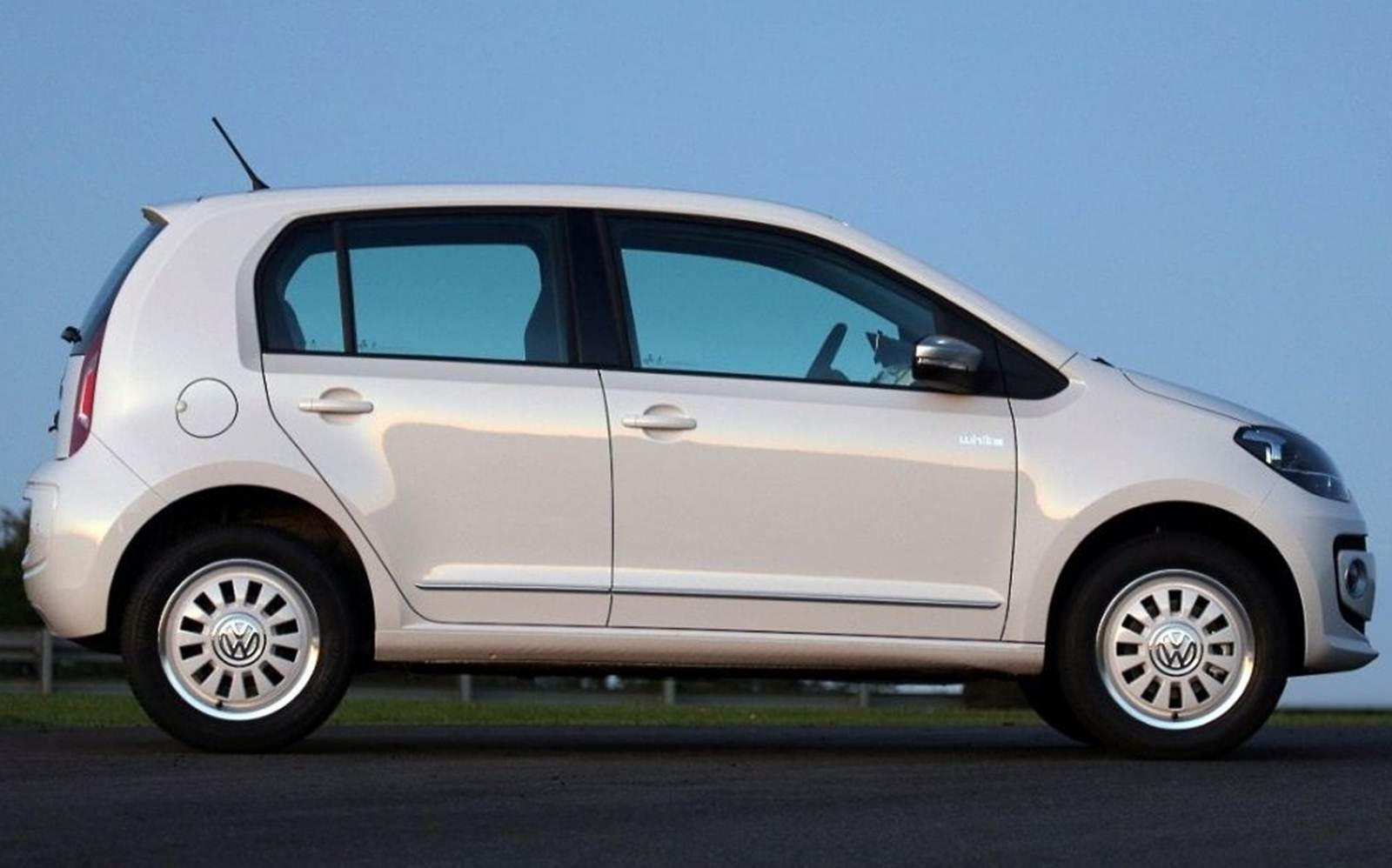 Volkswagen Up! - versão White-up!