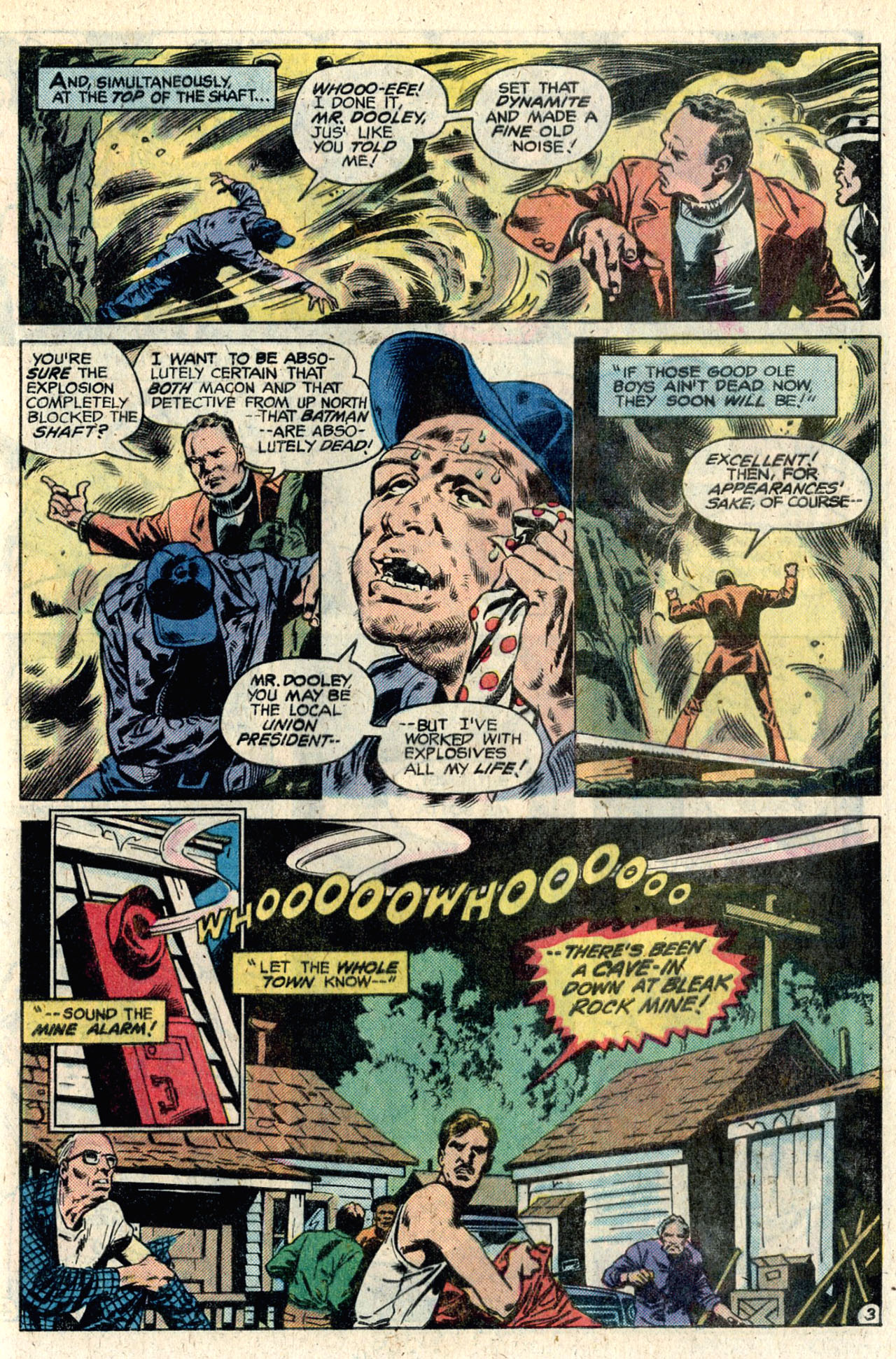 Detective Comics (1937) Issue #499 Page 5