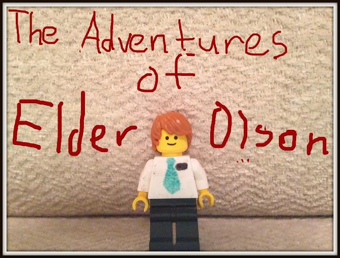 The Adventures of Elder Olson