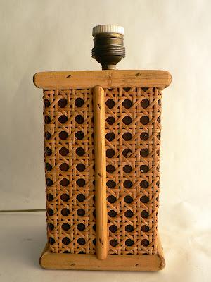 lampara-madera-rejilla-vintage