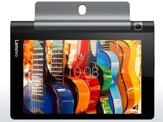 Harga Lenovo Yoga Tab 3 8 - 8, Kamera 8 MP