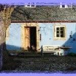 Das Blaue Haus in Döllnitz...