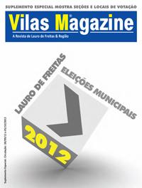Vilas Magazine | Ed 164 | Suplemento Especial | Setembro de 2012 | 30 mil exemplares