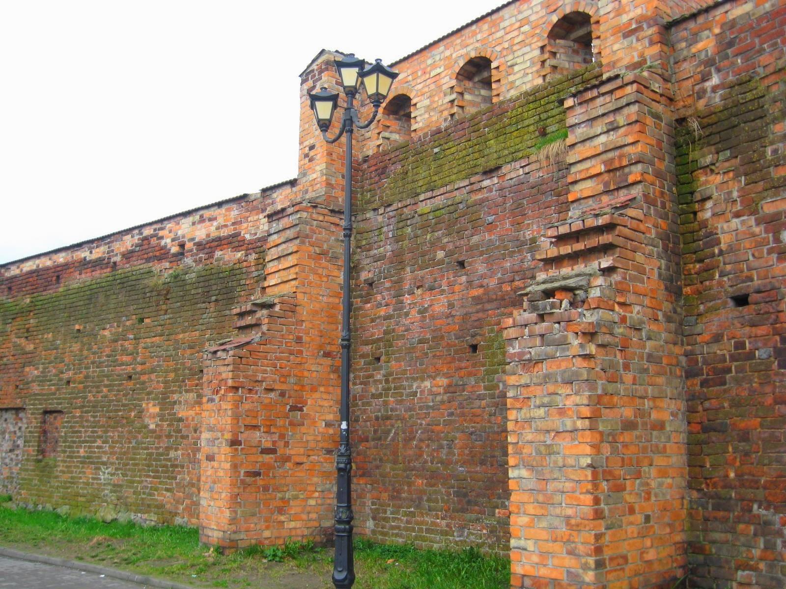 Mury obronne(XIV)