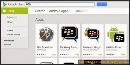 BBM Android Didownload Lebih dari 100 Juta kali