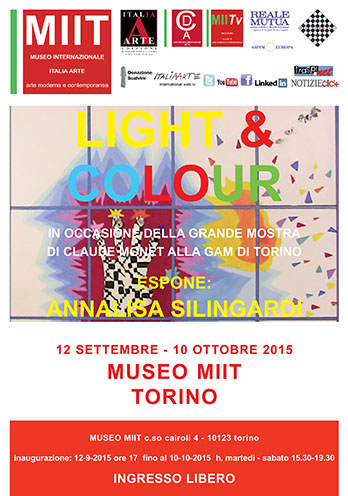 locandina light & colour
