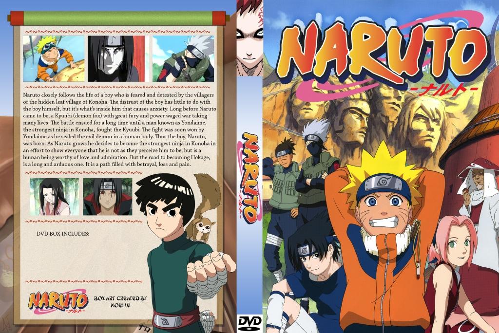 Ver ¡Naruto! online