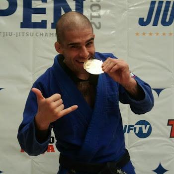 Campeón del Open de Londres 2012