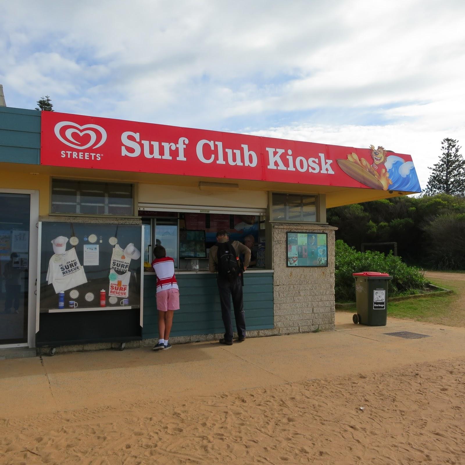 North Palm Beach Kiosk