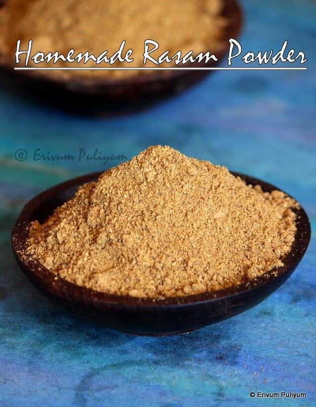 Homemade Rasam Powder (Step by Step Pics)