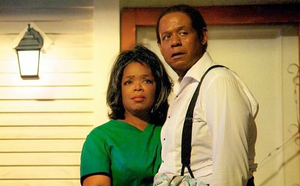 "Oprah Winfrey and Forest Whitaker in ""Lee Daniels' The Butler"""