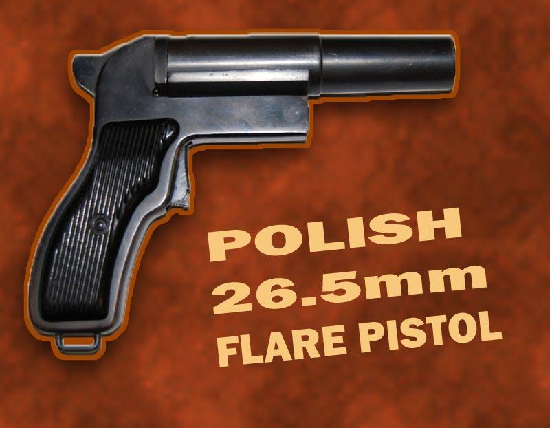 Military Flare Gun