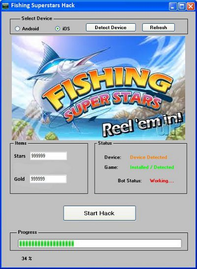Fishing superstars cheats hack cheats for Fish table cheat app