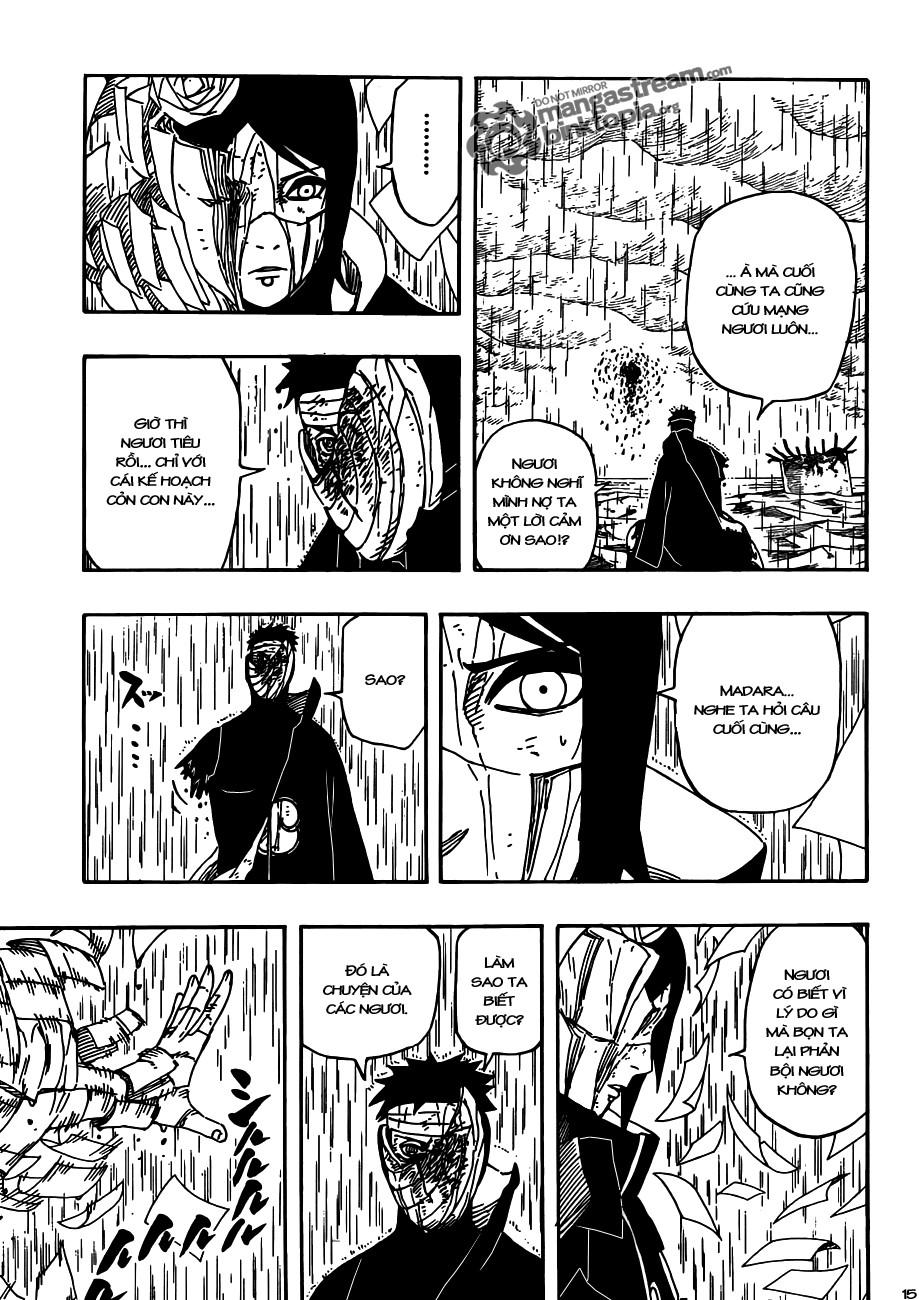 Naruto chap 509 Trang 15 - Mangak.info