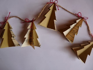 Arboles de Navidad Reciclados, Navidad Ecoresponsable