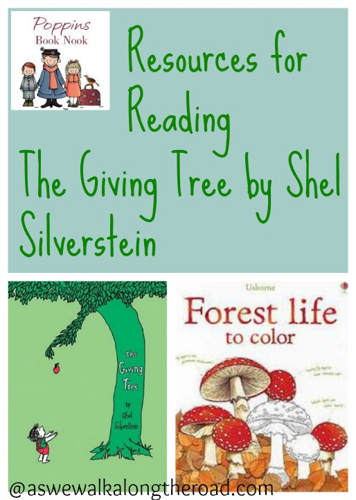 A collection of resources for reading Shel Silverstein's The Giving Tree