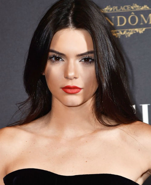 maquillaje Kendall Jenner