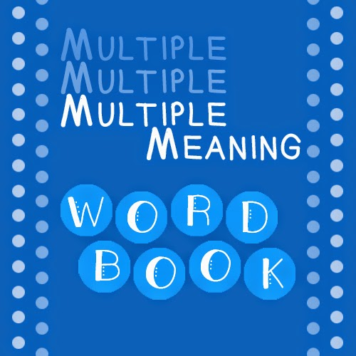 Multiple-Meaning Word Book