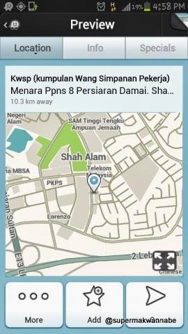 epf location
