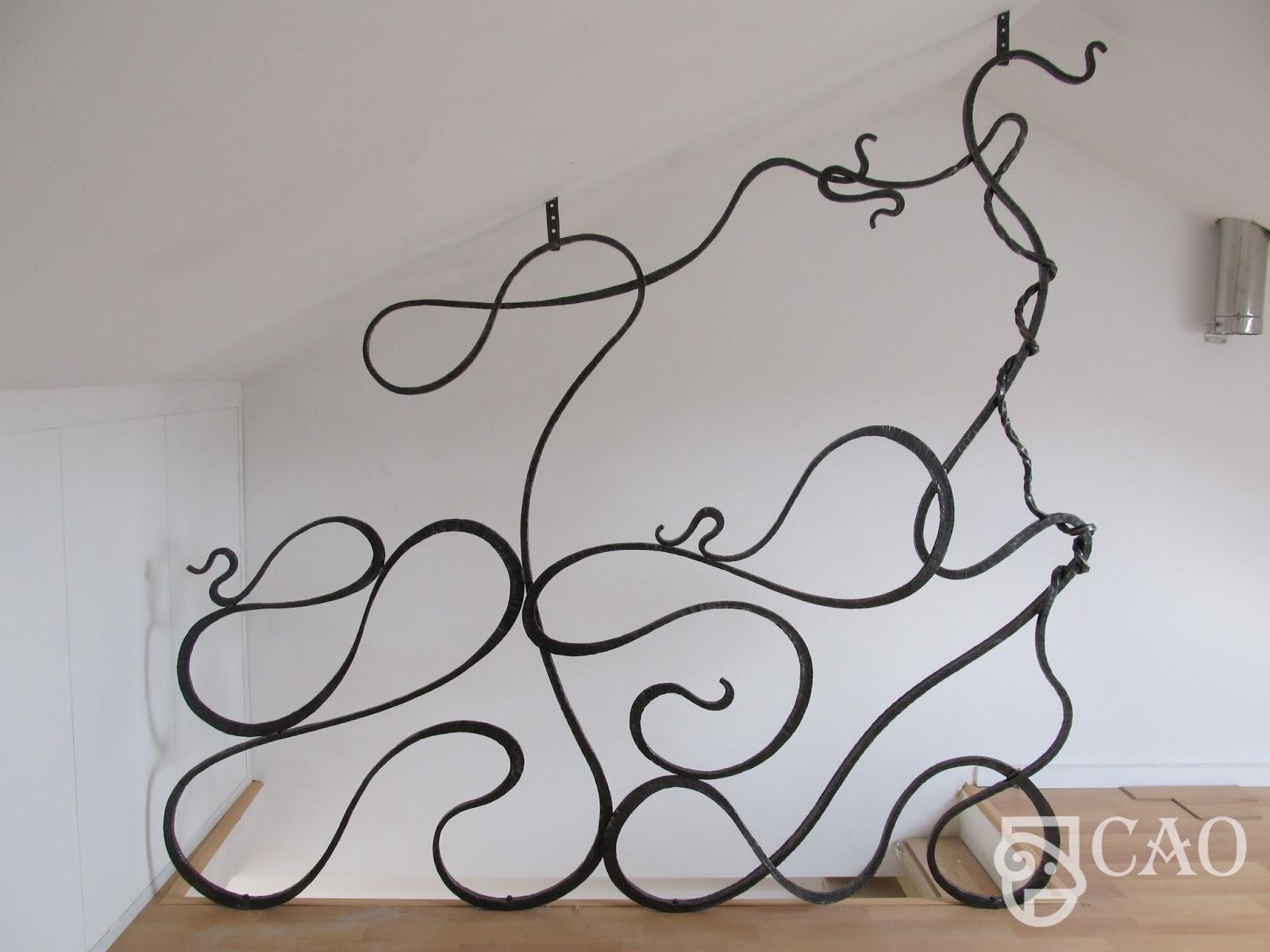 Barandillas De Forja Para Escaleras De Interior Cool Amazing  ~ Barandillas De Forja Para Escaleras De Interior