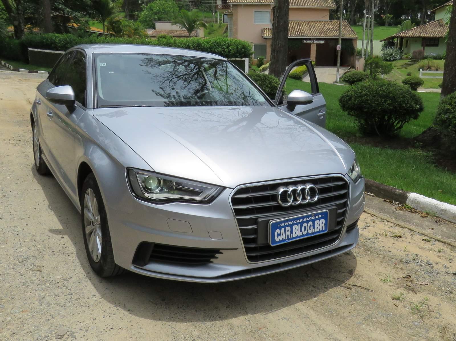 Audi A3 1.4 2015 - preço