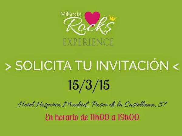Expositores de Mi Boda Rocks Experience Madrid