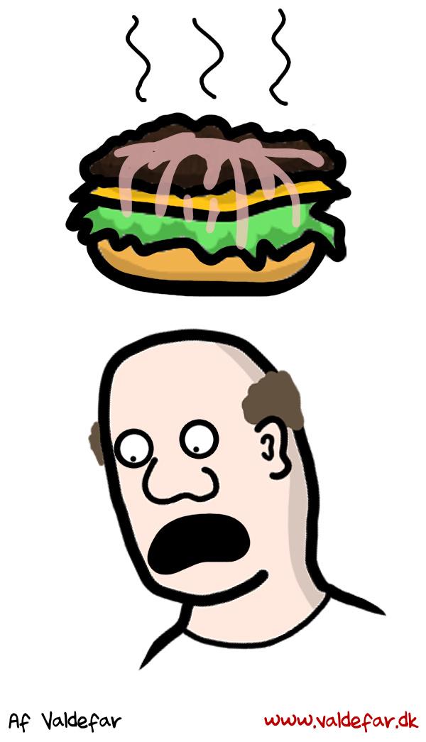En tegneserie om ketchup