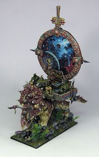 An Engine of the Gods scratch sculpted and painted by James Wappel (wappellious)