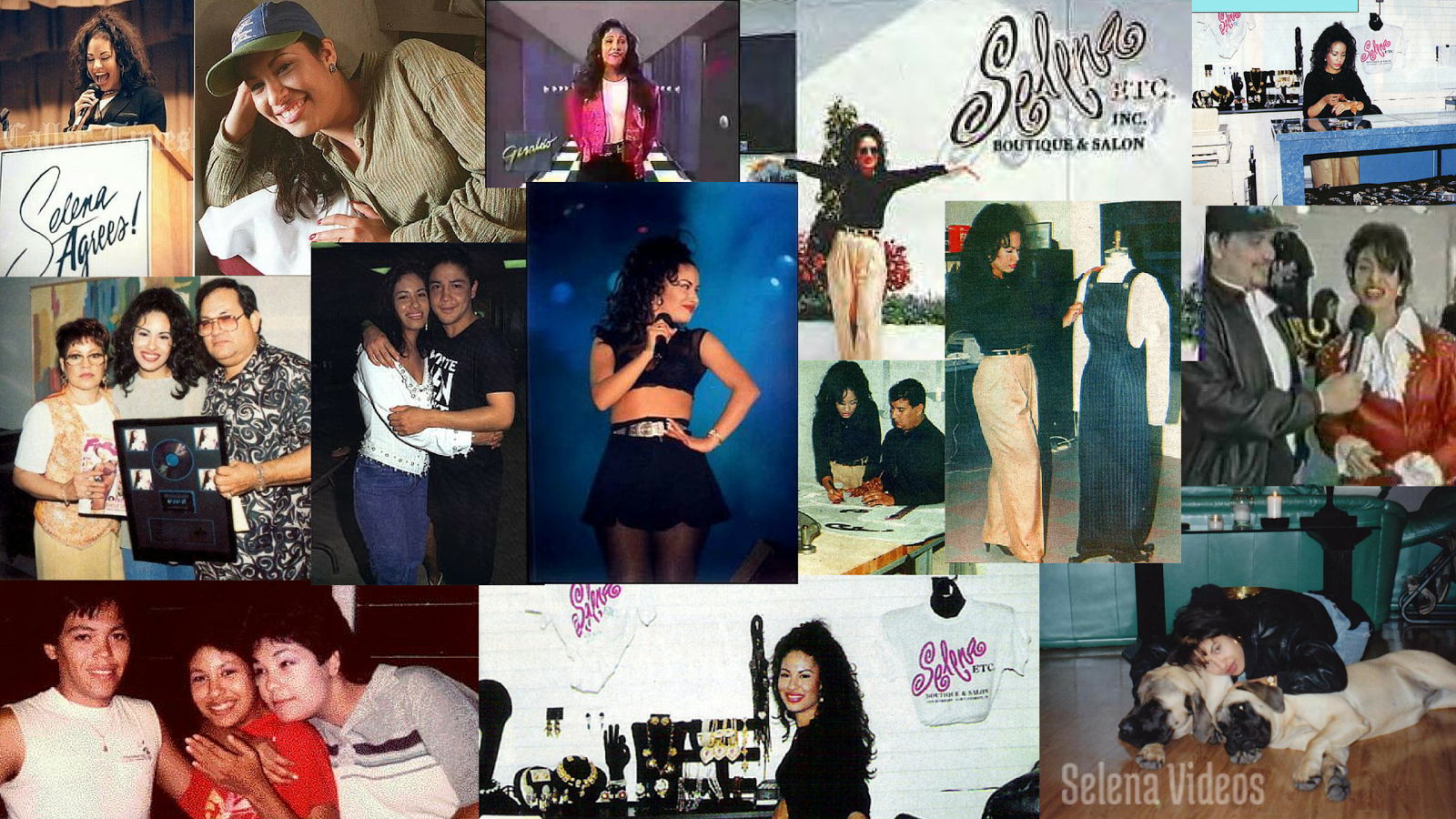 Selena World FanSite