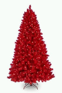 Red Christmas Trees, Part 1