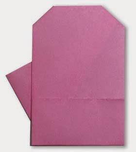 Hướng dẫn cách gấp găng tay bằng giấy đơn giản - Xếp hình Origami với Video clip