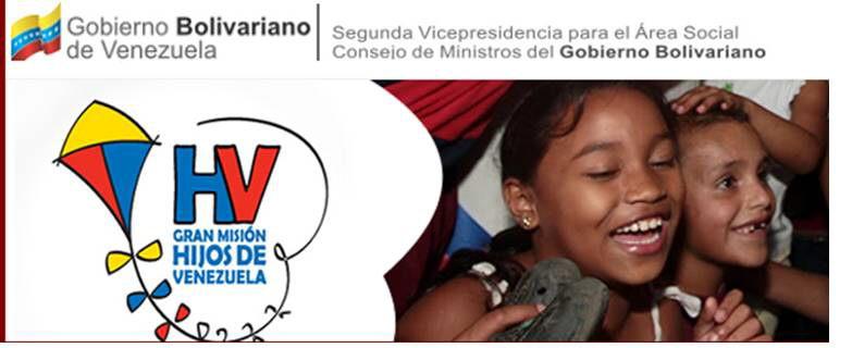 LISTADO HIJOS DE VENEZUELA: NOVENA OLEADA, SEPTIMO LISTADO SEPTIEMBRE
