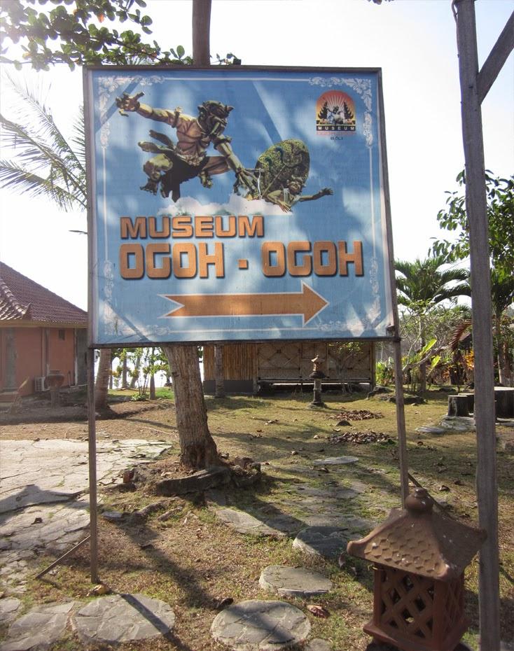 Tempat Wisata Museum Ogoh-Ogoh Soka Tabanan Bali