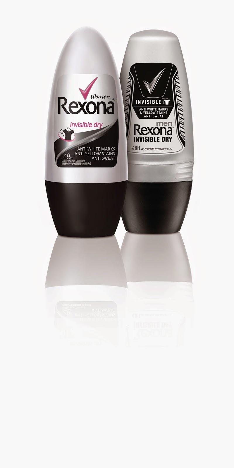 Sherry Rambling Shopping For Rexona Spray Woman Roll On Men