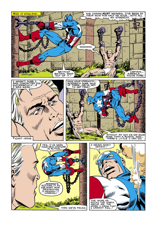 Captain America (1968) Issue #306 #234 - English 7