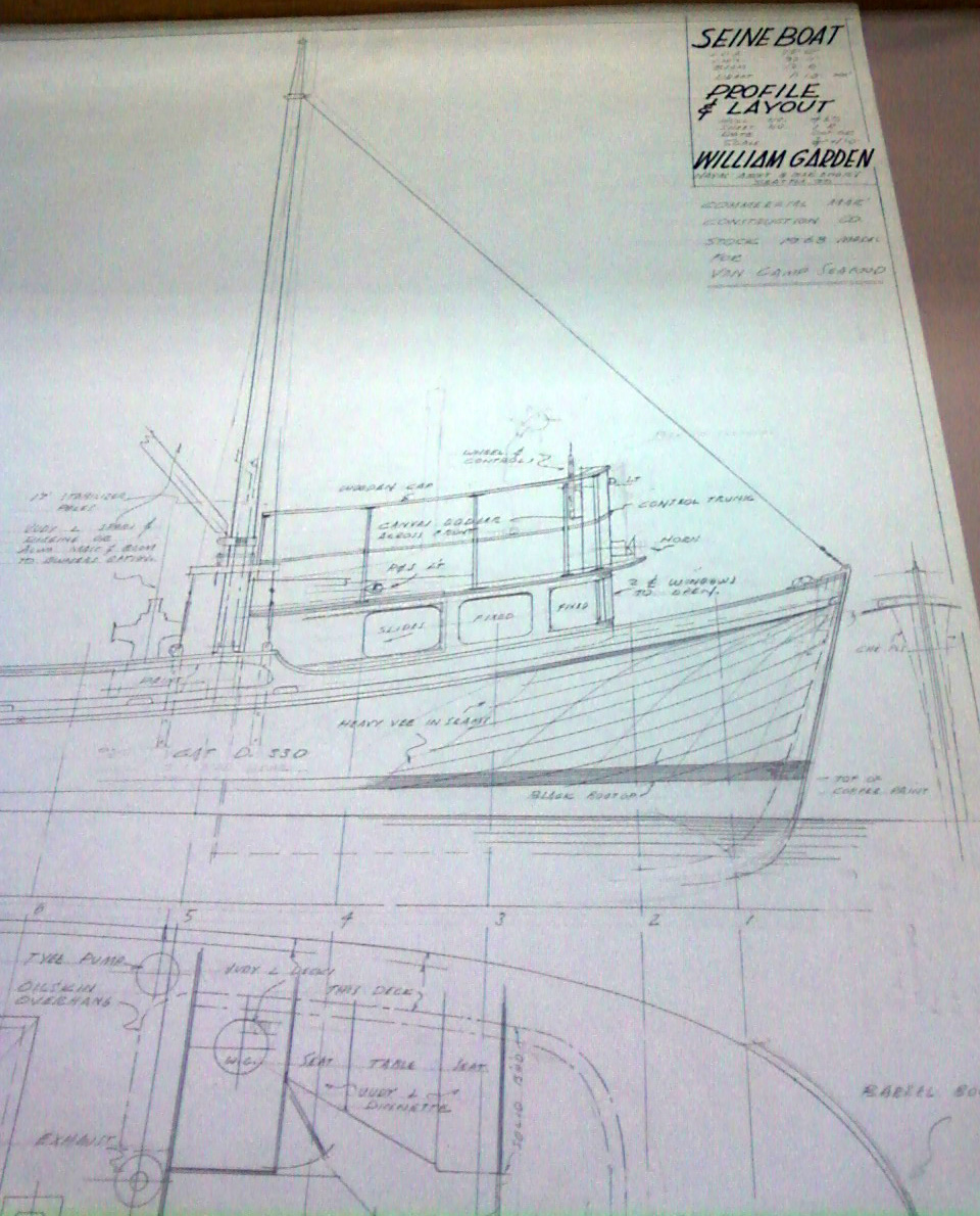 kodiak maritime museum marine architect bill garden s