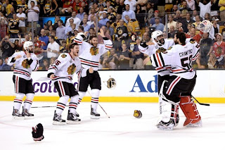 Chicago Blackhawks Beat Boston Bruins, Win 2013 Stanley Cup