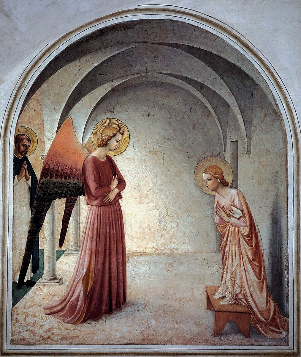The Annunciation, Part VI: The Annunciation Witnessed