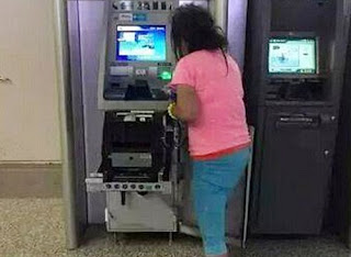 chinese woman rips apart atm with bare hands 2