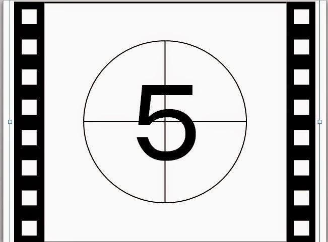 パソ爺の世迷言 パワーポイントで時計表示作成