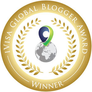 iVisa Global Blogger Award