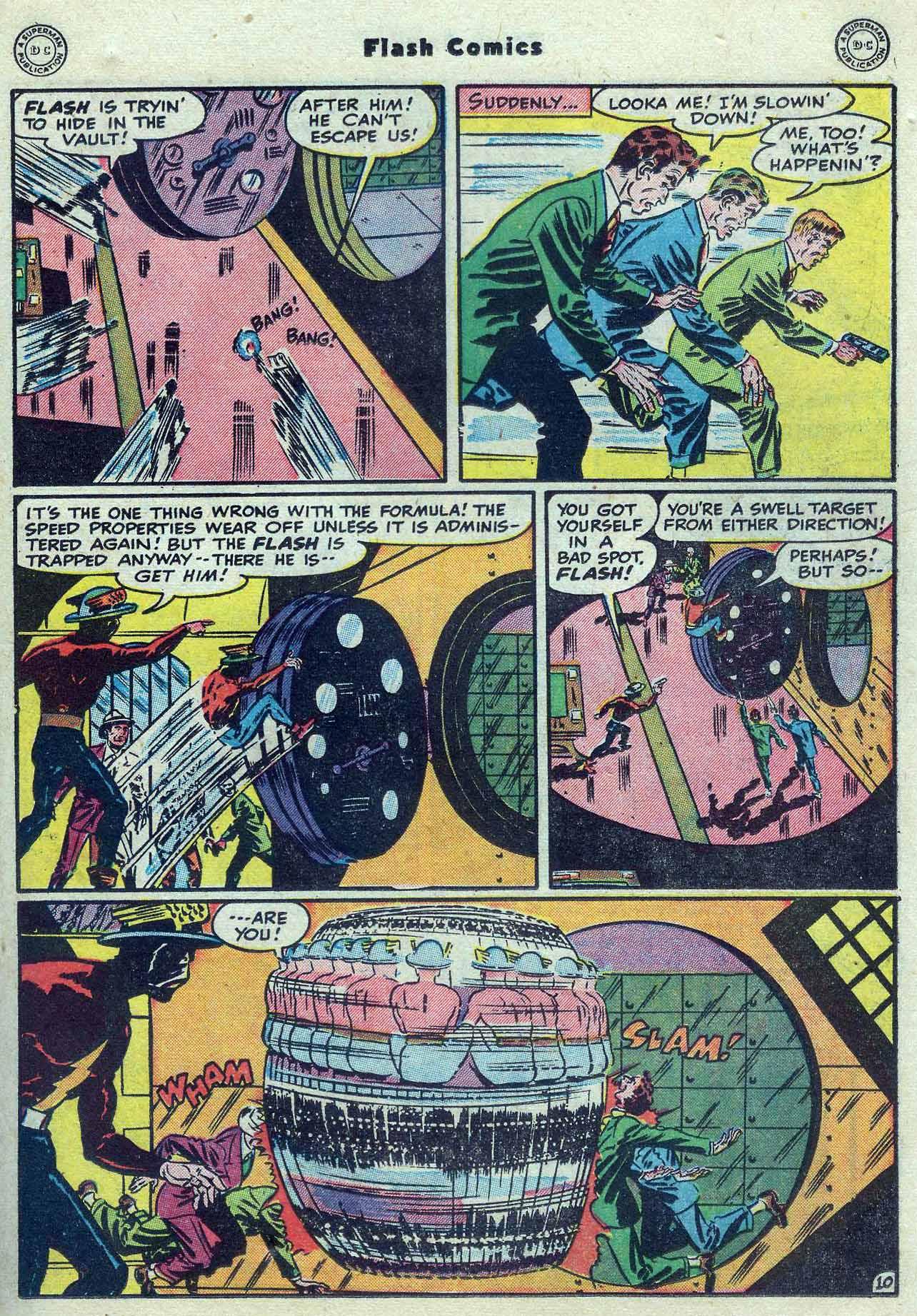 Flash Comics Issue #104 #104 - English 21