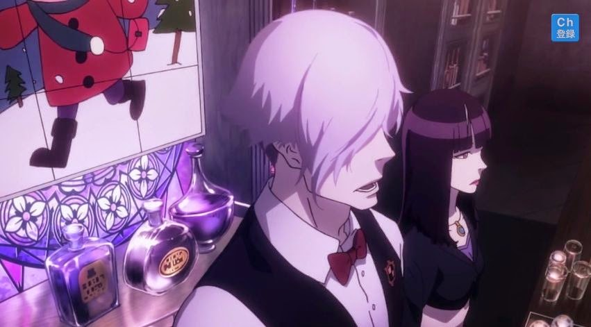 Death Parade, DeciOnna, anime, Spoiler Zone, Crazy and Kawaii Desu,