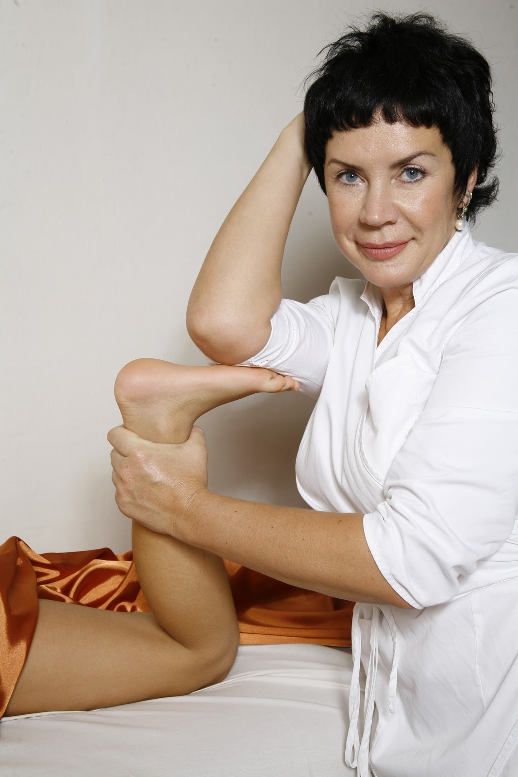 Самомассаж лица Елены Земсковой: техника